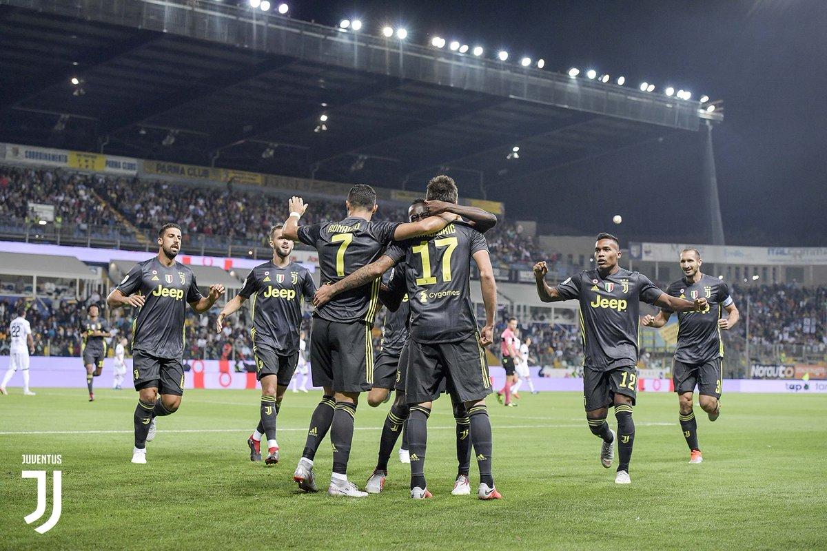 Juventus: contro il Parma i tre punti dovranno essere un obbligo