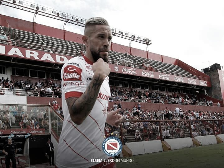 Miguel Torrén se acerca a San Lorenzo