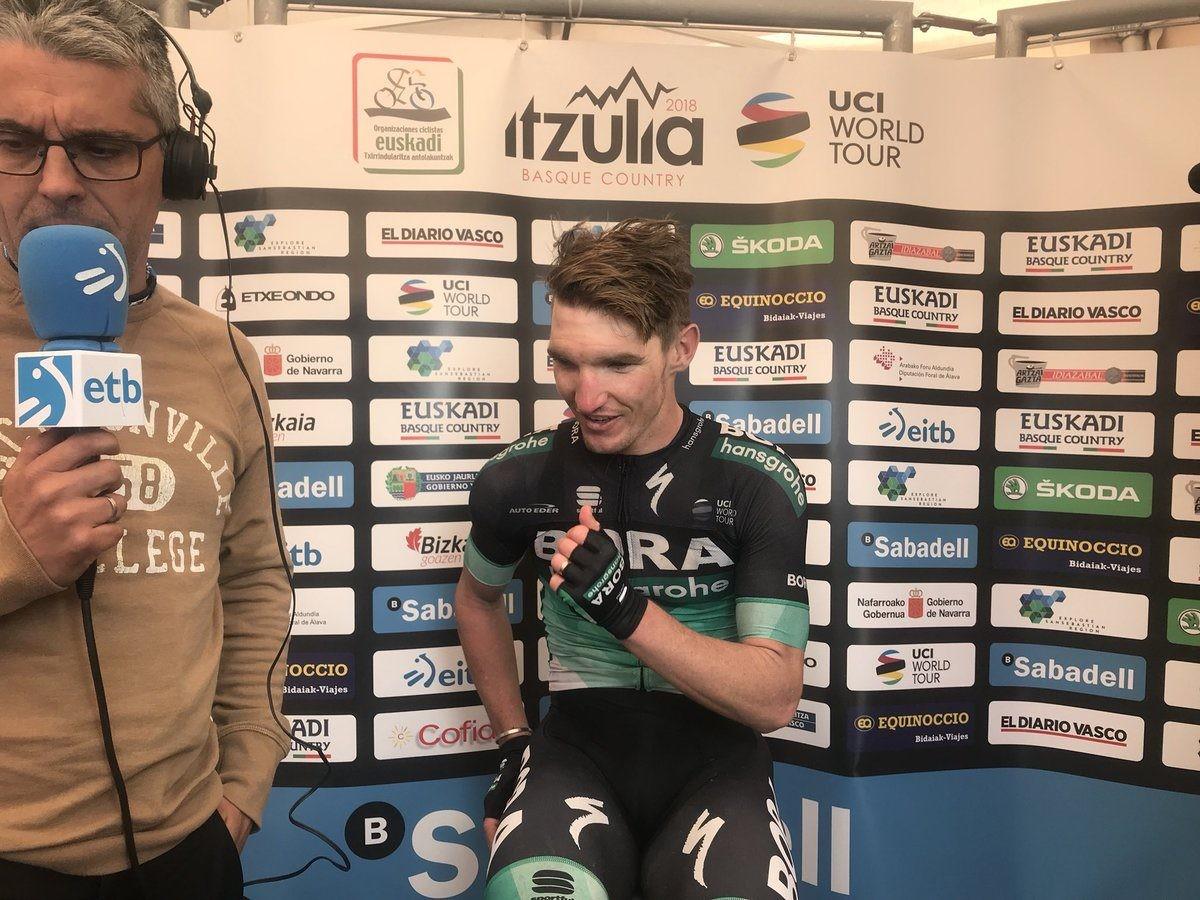 Giro dei Paesi Baschi, McCarthy vince in volata la terza tappa