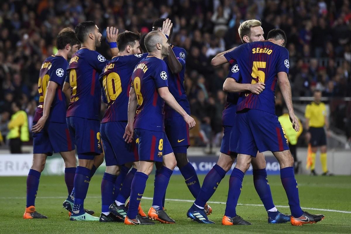 Champions League - Il Barcellona vede le semifinali: 4-1 alla Roma