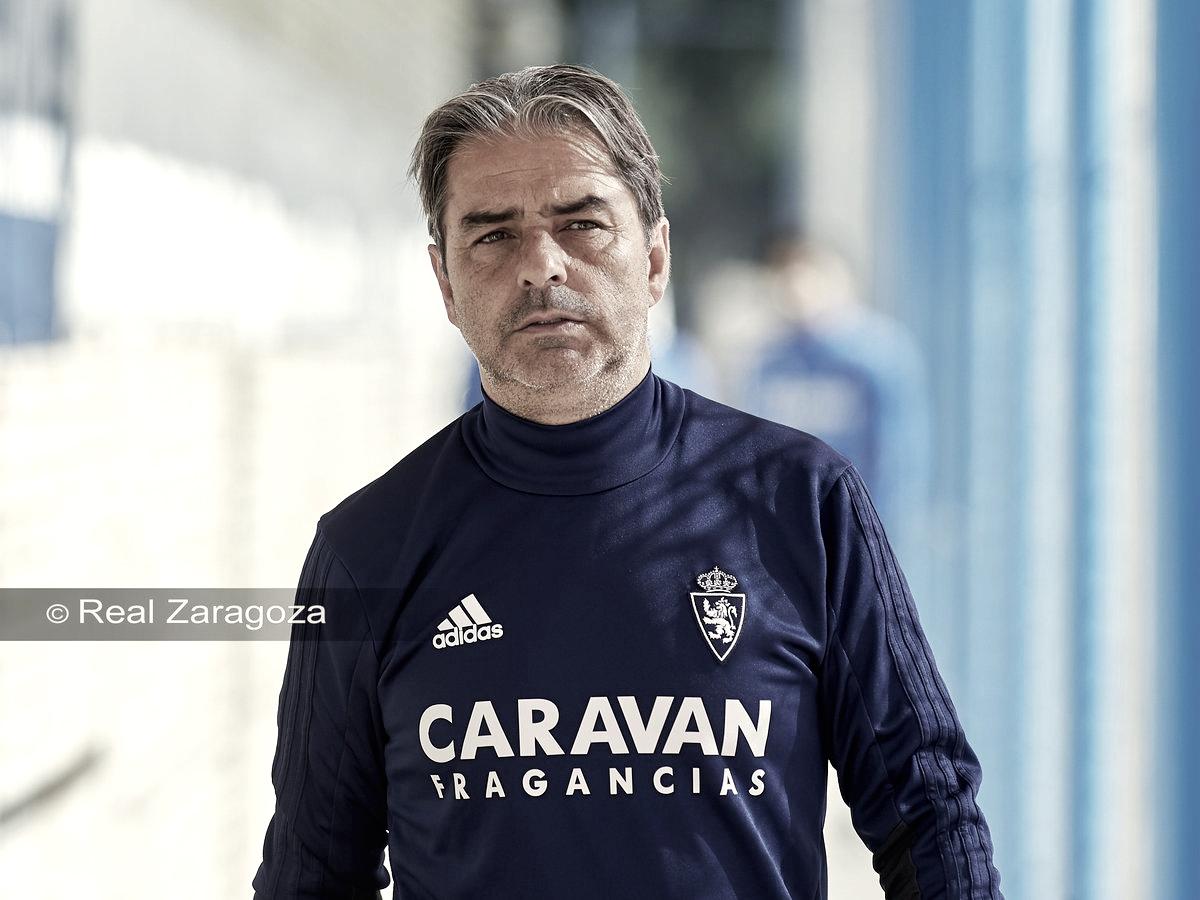"""Naxto González: """"Es un partido especial"""""""