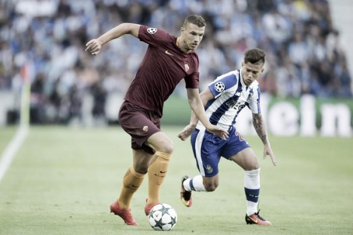 """Roma, l'analisi di Dzeko: """"Abbiamo sbagliato troppo con il Porto, voglio aiutare la squadra"""""""