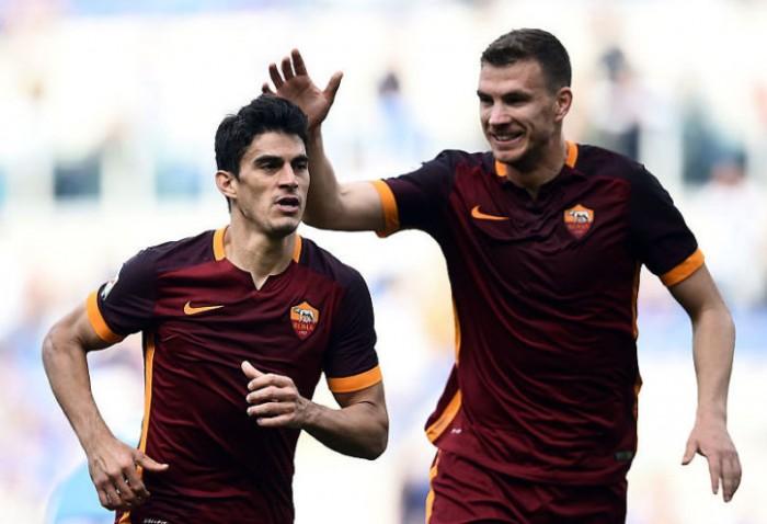 Roma, Dzeko chiede aiuto ai tifosi: