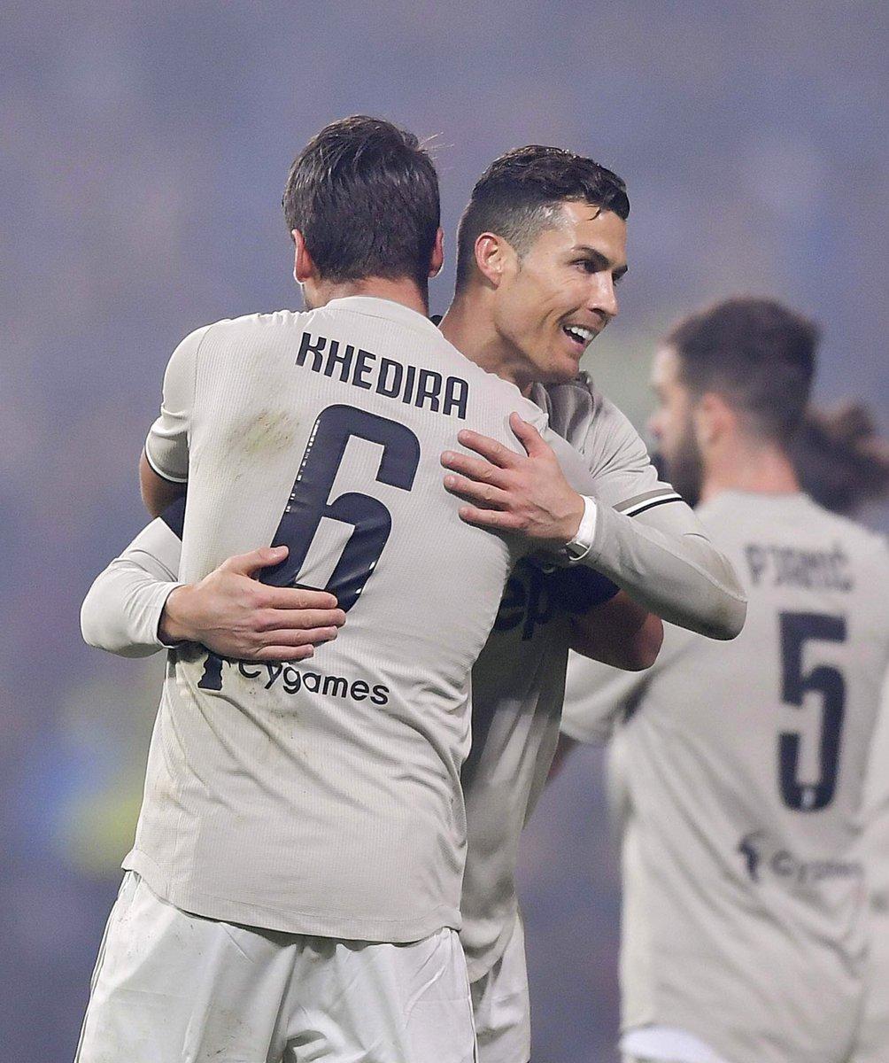 Serie A- La Juventus ritrova se stessa e batte il Sassuolo (0-3)