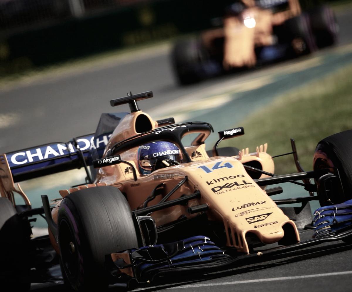 Previa de McLaren-Renault en el GP de Baréin: segundo paso hacia el TOP 3