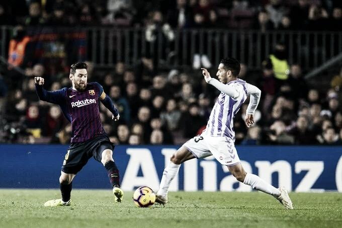 Gol e melhores momentos para Real Valladolid 0x1 Barcelona pela LaLiga 2019-20