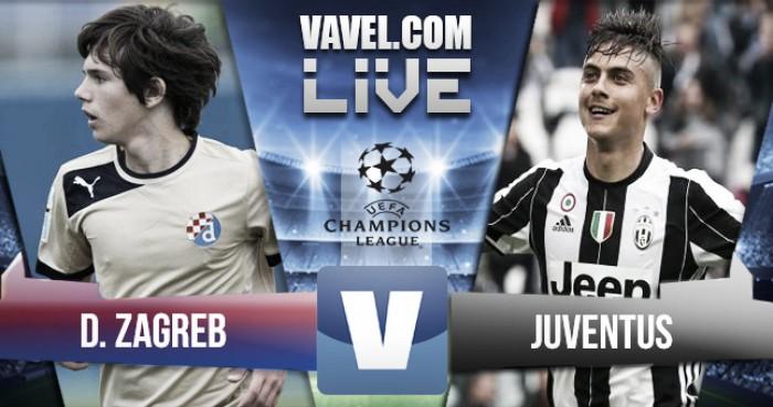 Partita Dinamo Zagabria vs Juventus, diretta UEFA Champions League 2016/17 LIVE (20.45)