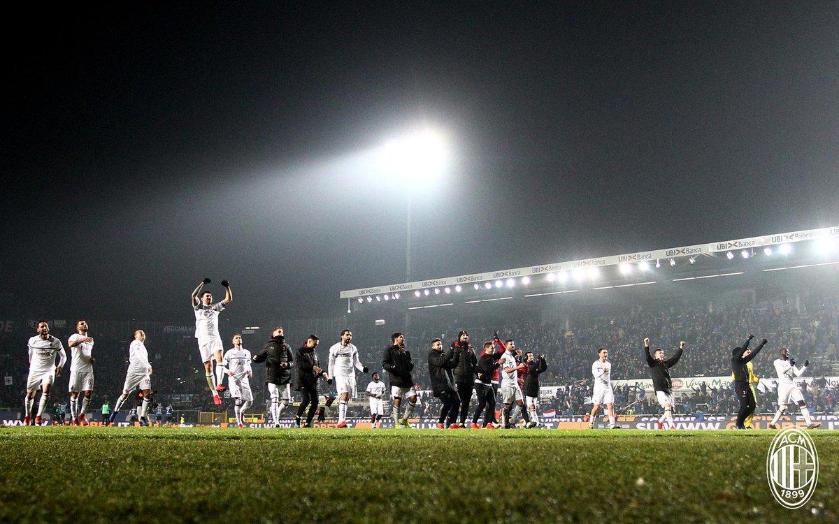 Milan, vittoria importantissima per la corsa Champions