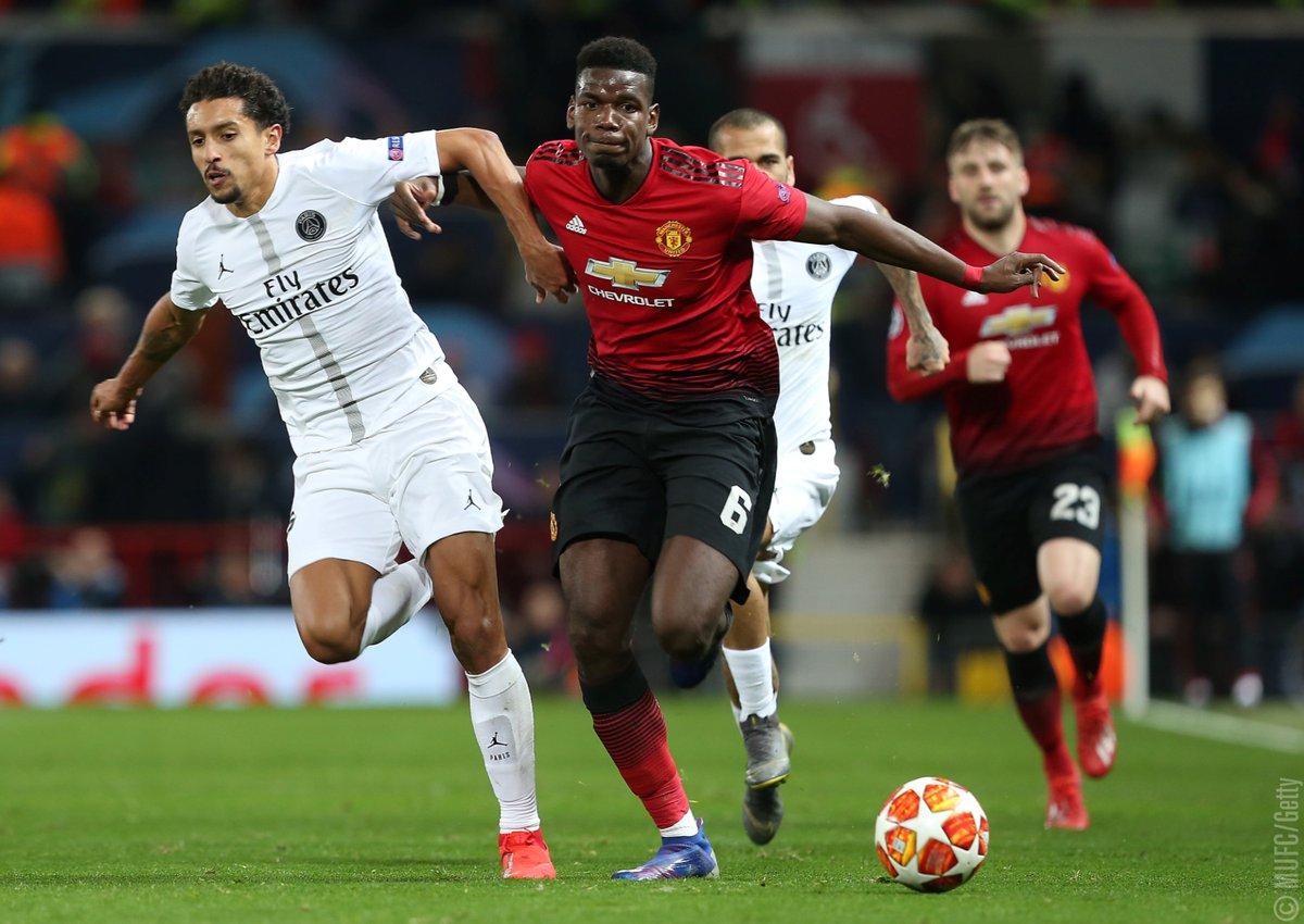 Champions League - Analisi della partita tra United e PSG