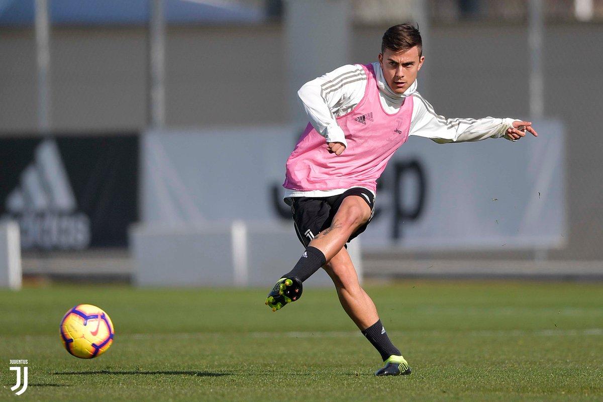 Juventus: Allegri prepara la trasferta contro l'Atletico Madrid