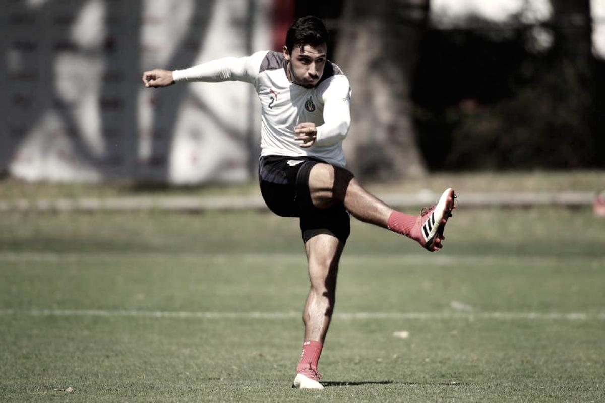"""Oswaldo Alanís: """"Tenemos que jugar lo que resta del torneo de gran forma"""""""