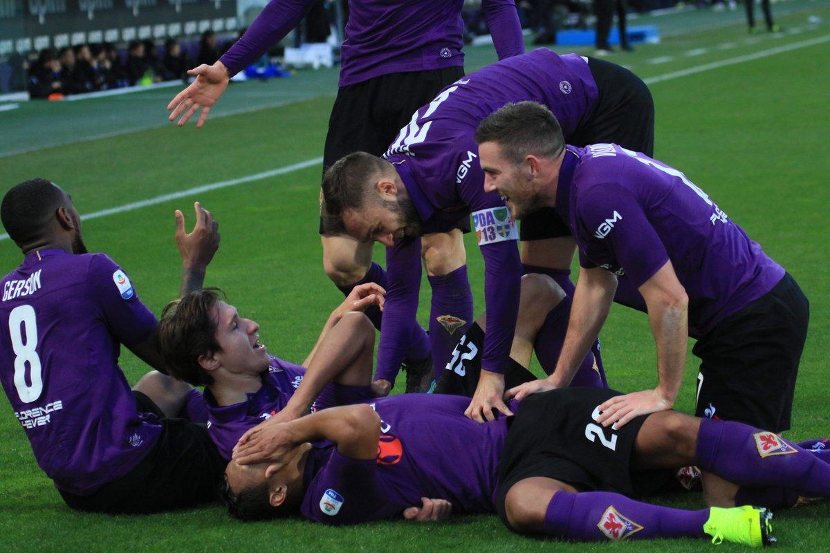 Fiorentina: Mirallas non giocherà, tre per una maglia da titolare