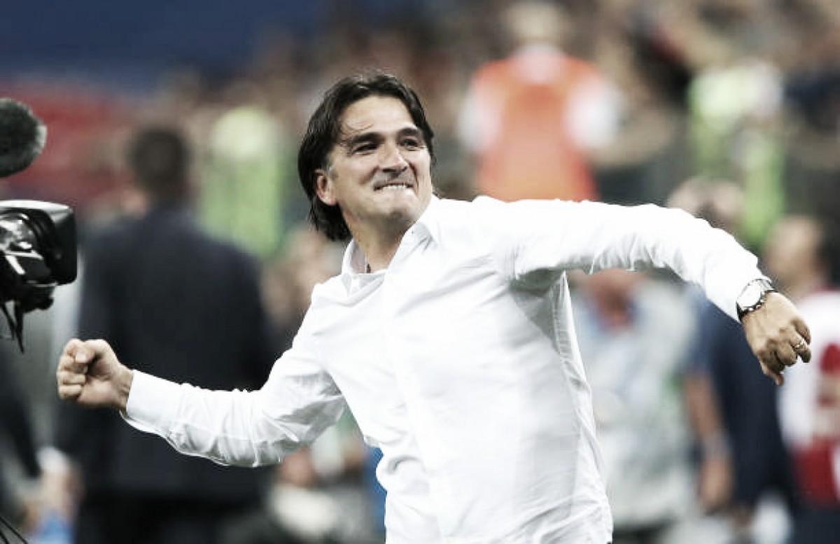 """Com Croácia nas quartas, Zlatko Dalic exalta atuação de Subasic nas penalidades: """"Foi nosso herói"""""""