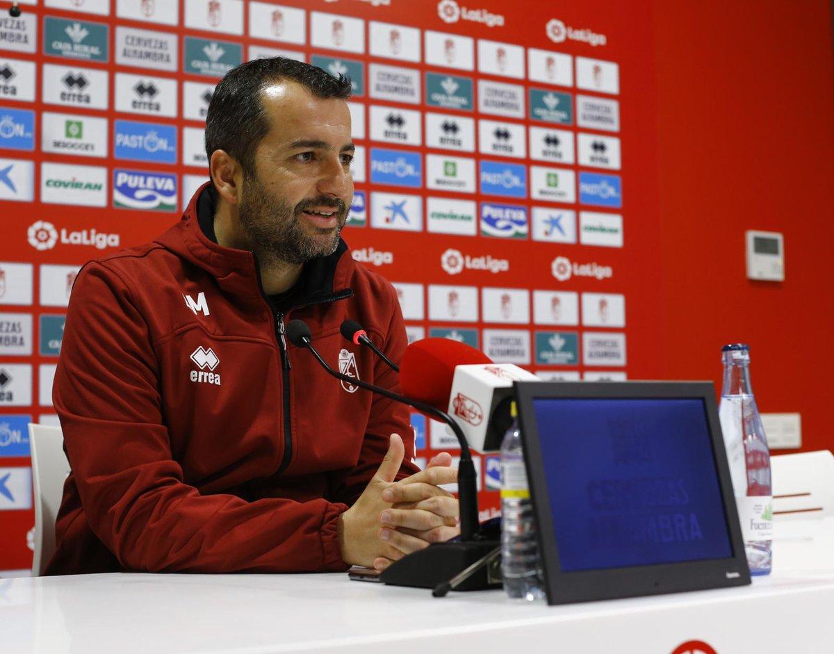 """Diego Martínez: """"Vamos a Córdoba con el deseo de competir y ganar"""""""