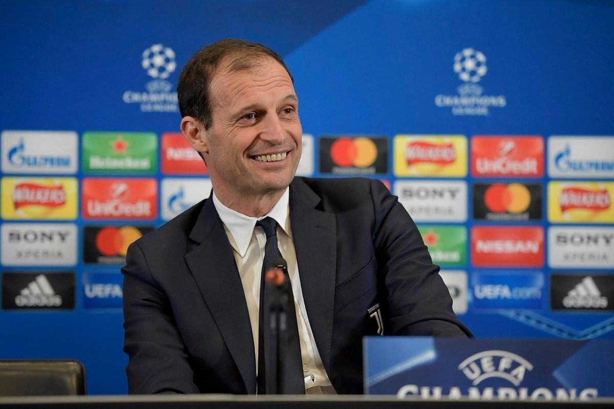 """Juventus - Allegri: """"La squadra è serena. Domani dovremo restare concentrati"""""""