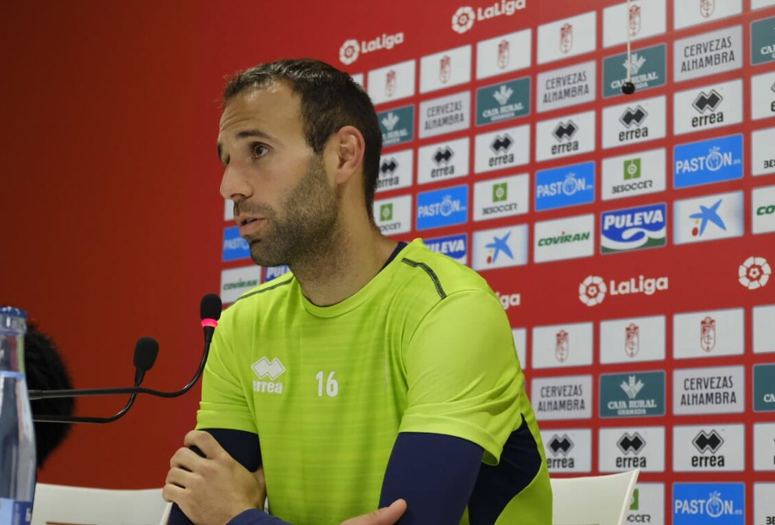 """Víctor Díaz: """"Sería un error dejarnos llevar esta semana por no jugar"""""""
