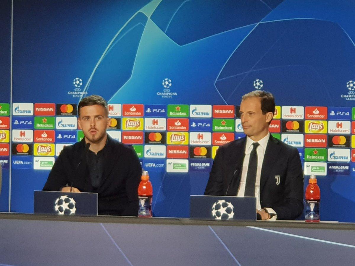 """Juventus, Allegri in conferenza: """"La squadra sta crescendo, fisicamente, psicologicamente e tecnicamente"""""""