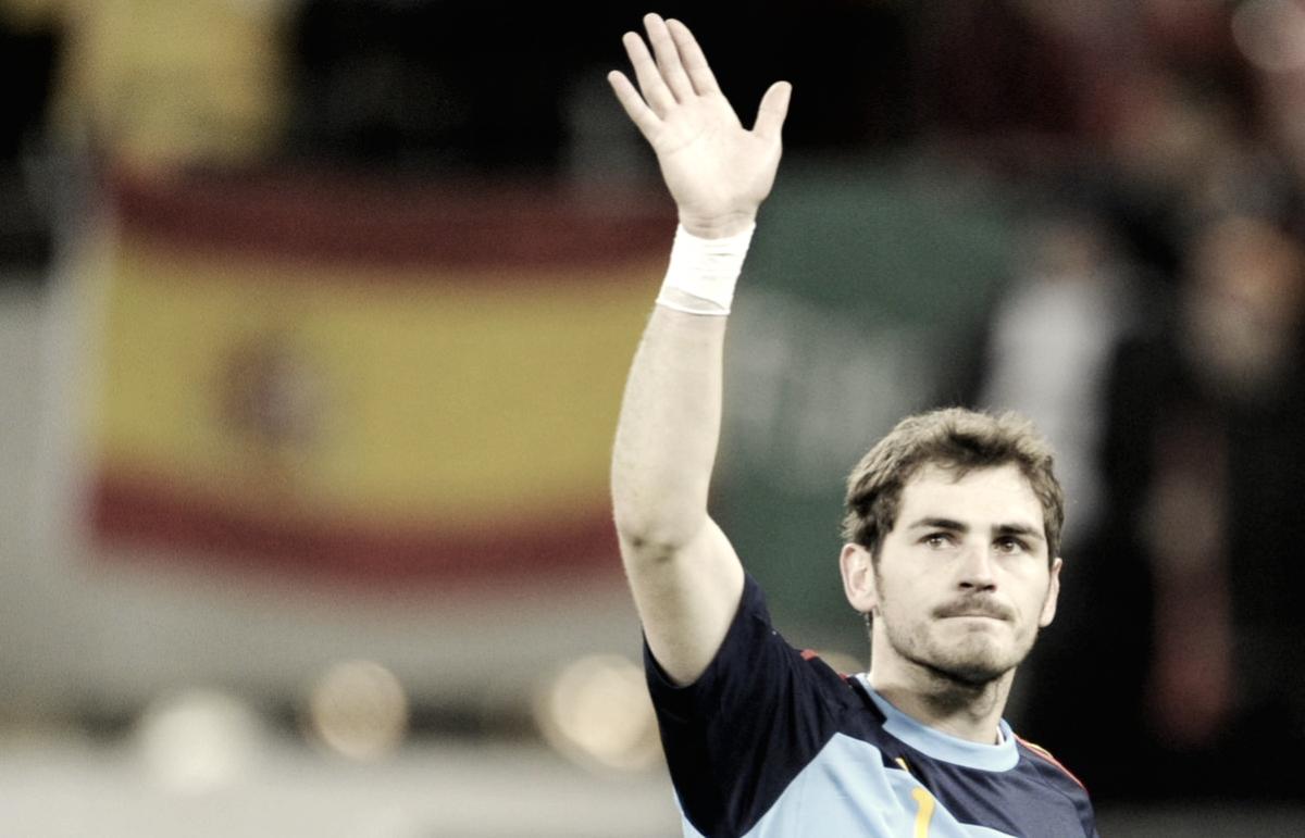 Iker Casillas cumple 1000 partidos