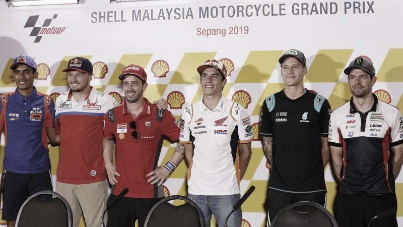 Rueda de prensa Gran Premio de Malasía 2019