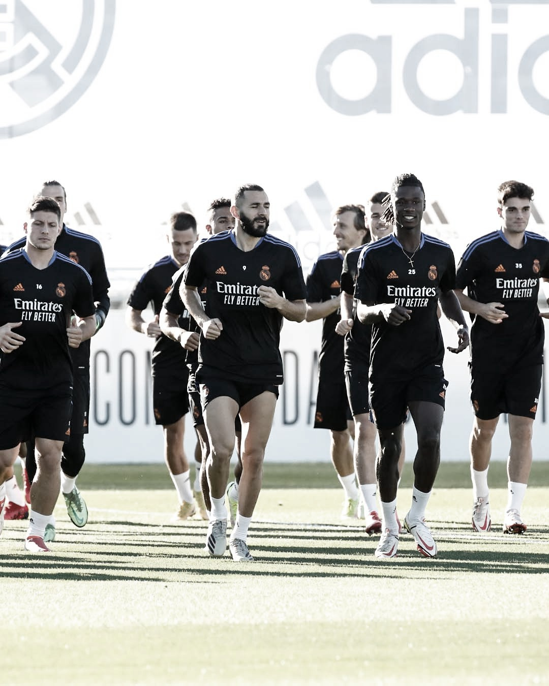 Valverde entra en la convocatoria, que cuenta con una novedad