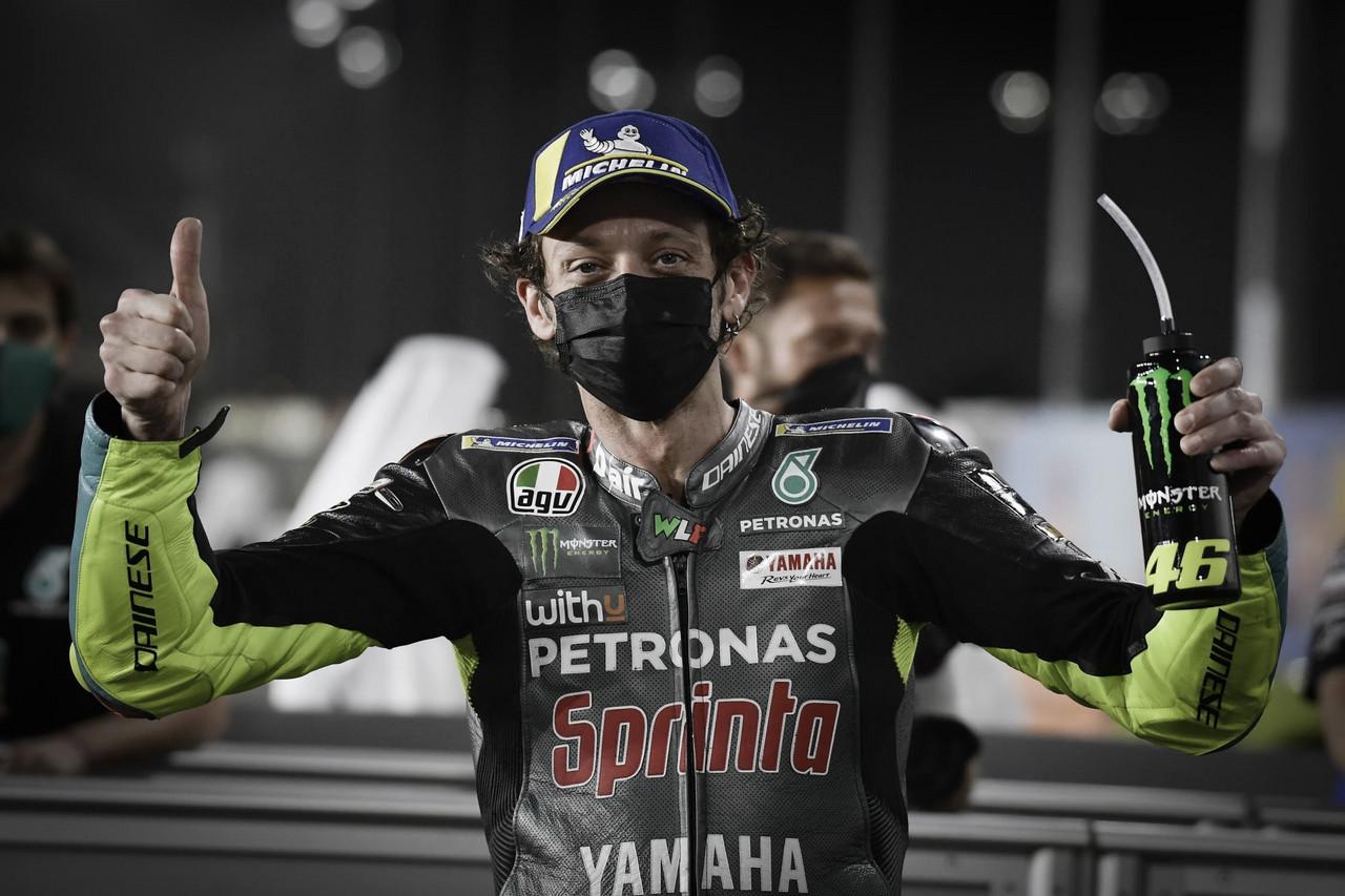 """Valentino Rossi: """"Nunca se sabe si realmente se está acabado"""""""