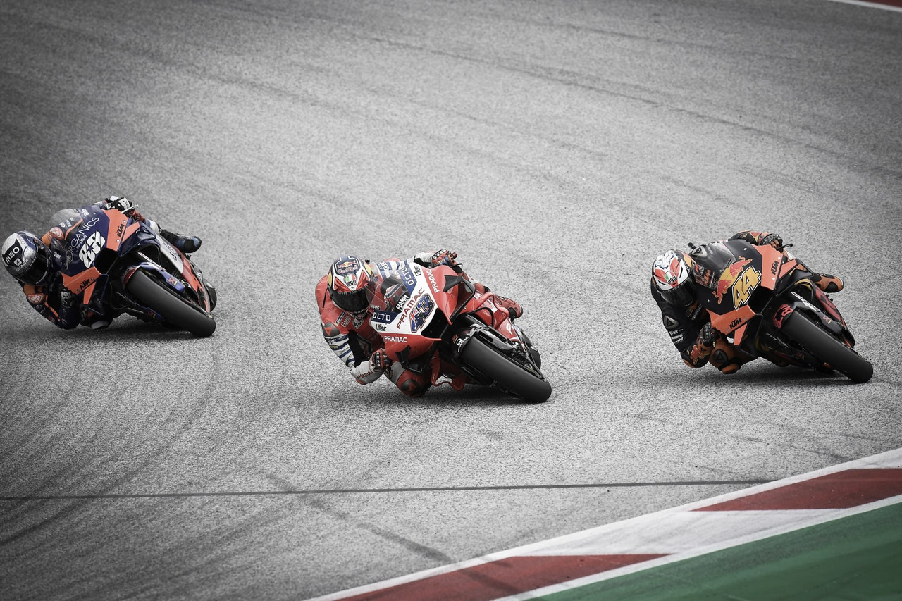 La Firma MotoGP VAVEL, Gran Premio de Estiria: Bandera roja y última curva