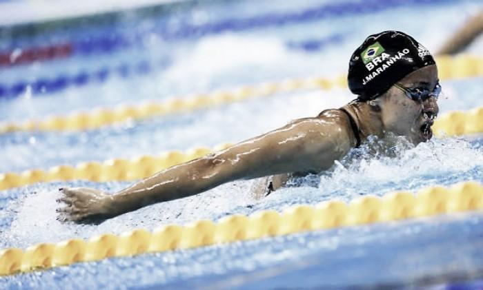 Joanna Maranhão revela ameaças de estupro nas redes sociais após sua participação olímpica