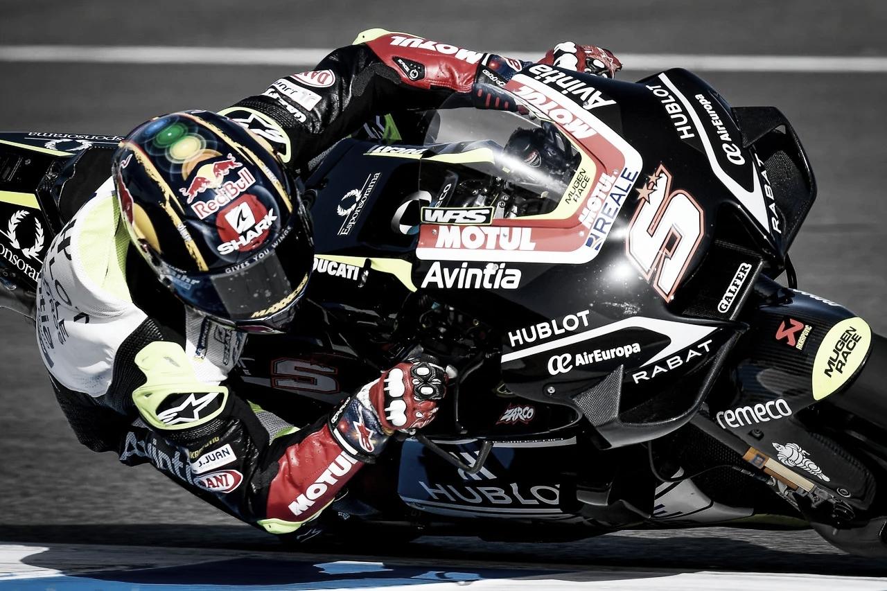 Johan Zarco conquista la pole en Brno