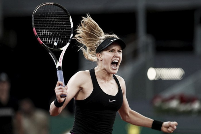 """WTA Madrid, Bouchard dopo la vittoria su Sharapova: """"Avevo motivazioni particolari"""""""