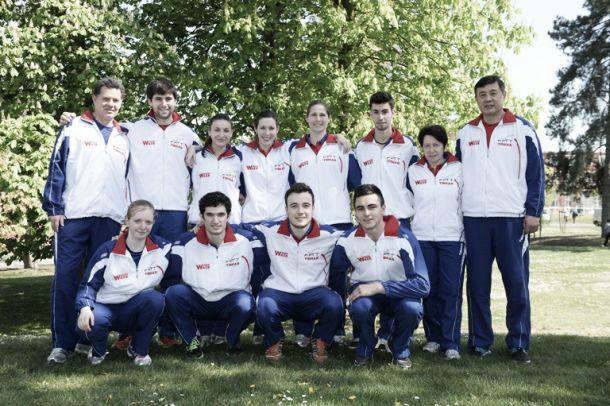 Tennis de Table : Les poules des Championnats d'Europe