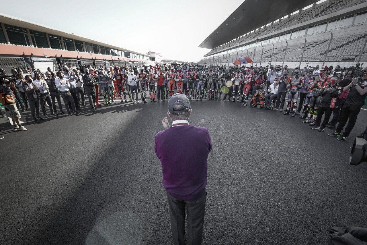 MotoGP 2020 en cifras: las caídas y la COVID-19