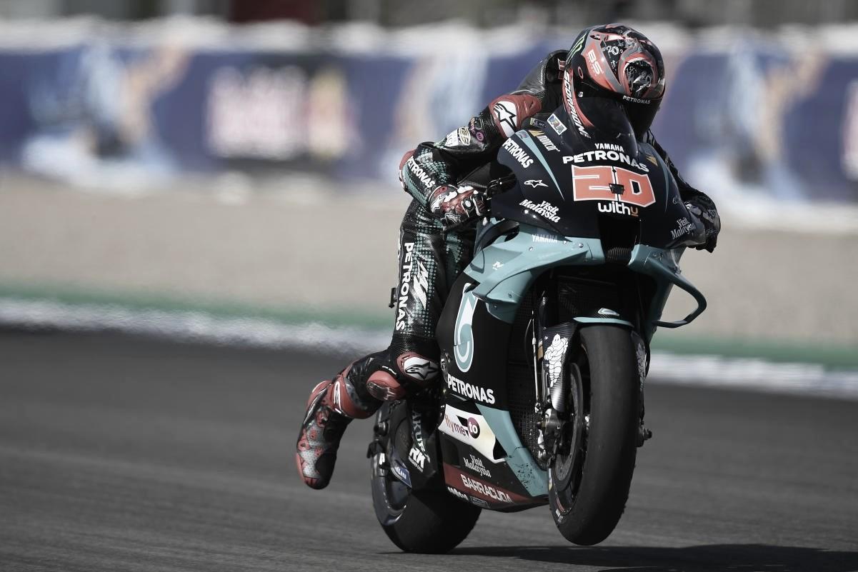 GP Red Bull de Andalucía 2020: rueda de prensa post 'pole position'