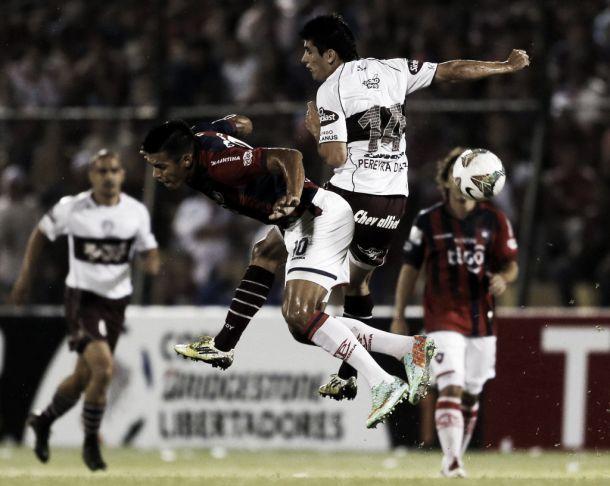 Resultado Lanús - Cerro Porteño por Copa Libertadores 2014 (2-0)