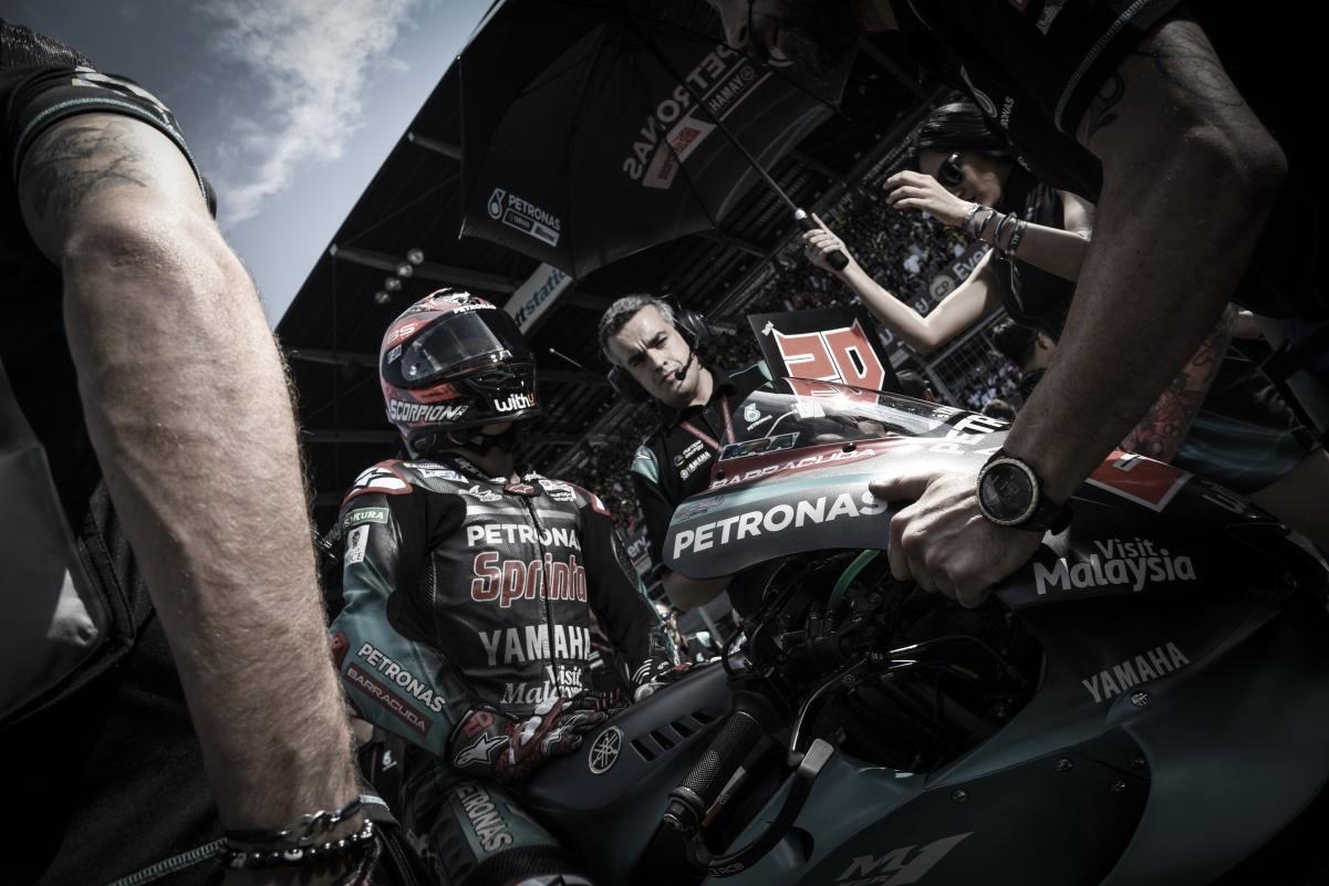 GP Japón: Fabio Quartararo el mejor tiempo del viernes