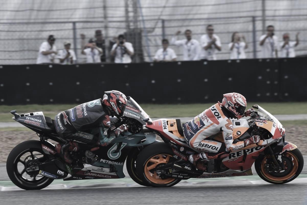 MotoGP lista para el Gran Premio de Japón