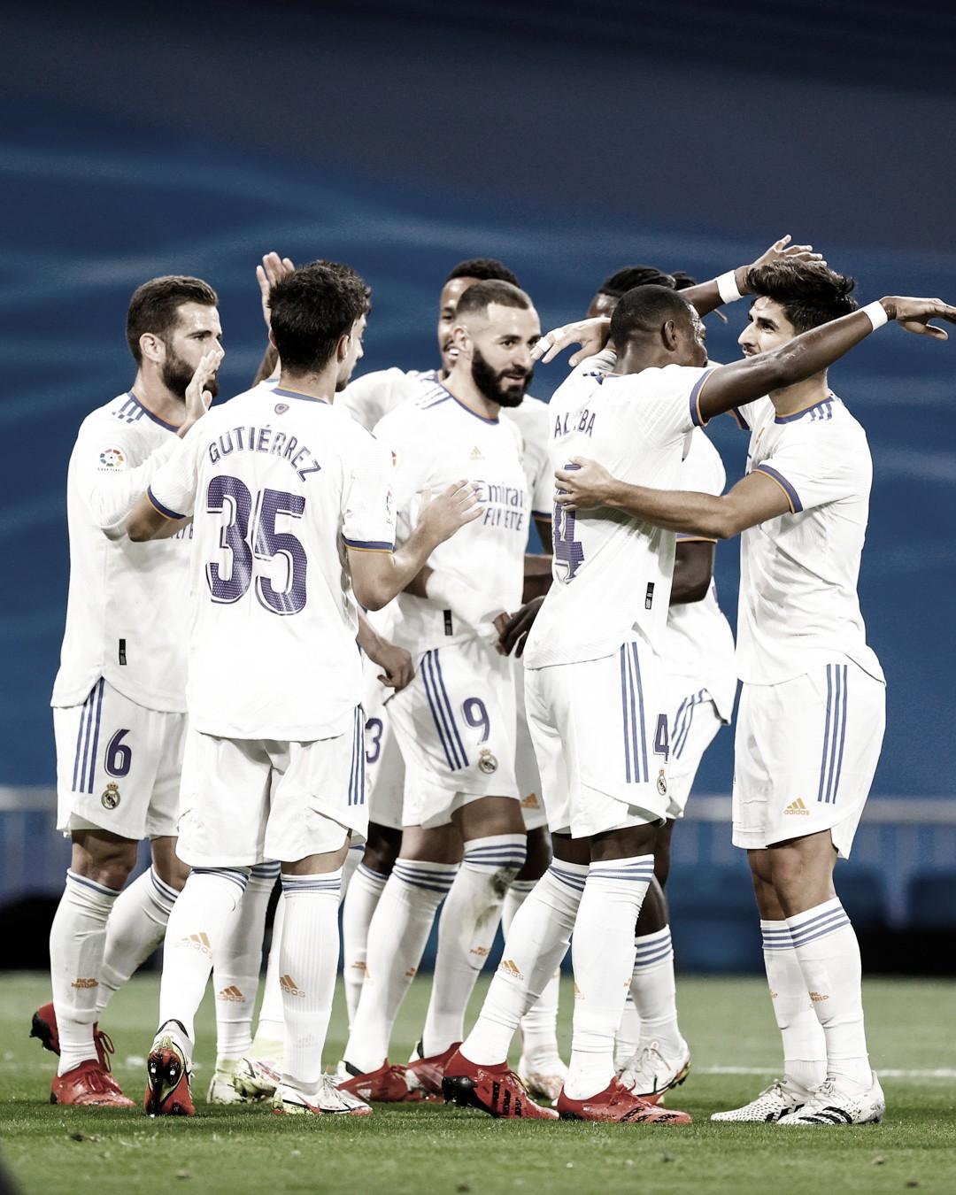 Vuelve la ilusión al Bernabéu