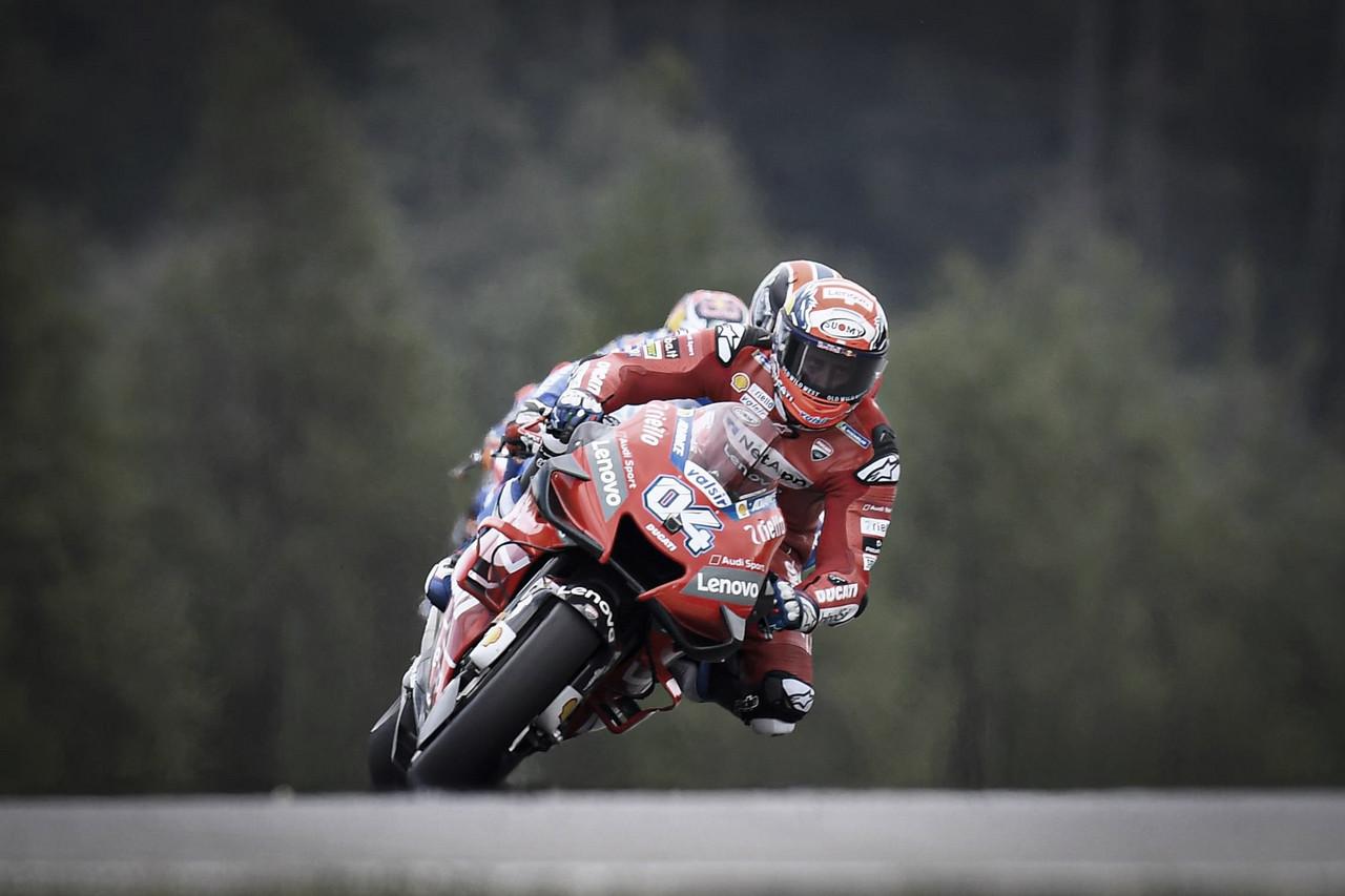 """Andrea Dovizioso: """"Hemos sido rápidos, aunque no lo suficiente"""""""
