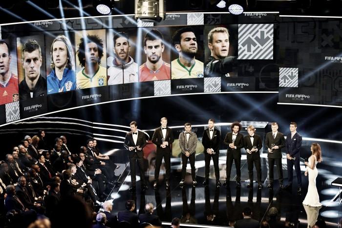 A equipa do ano da FIFA 2016: o «intruso» alemão no domínio espanhol