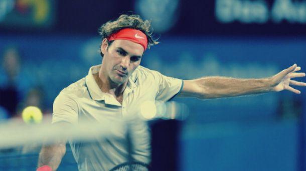 Brisbane : Federer ne manque pas son entrée