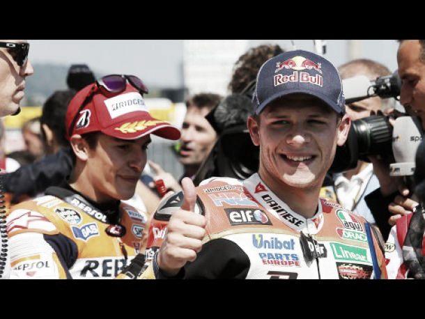 Moto GP : Bradl démarre en solitaire, Marquez l'emporte