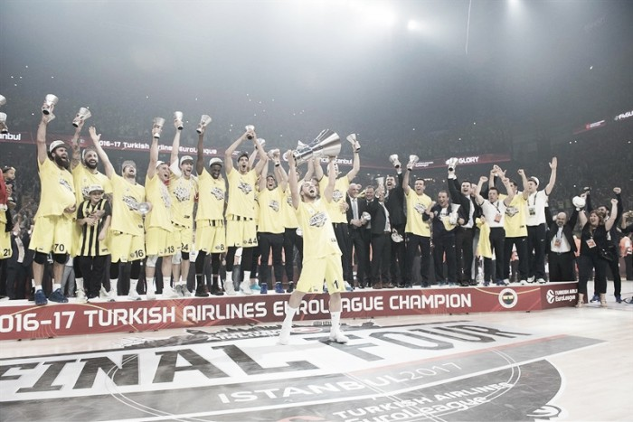 Turkish Airlines Euroleague - Fenerbahce campione, Udoh MVP della Final Four: le voci del post