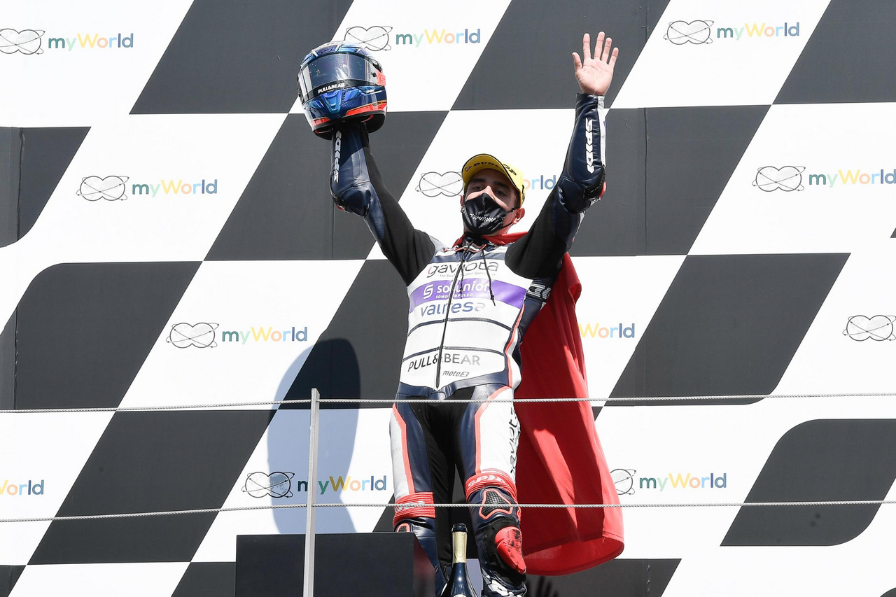 Moto3 GP Austria I: Doblete español en el podio