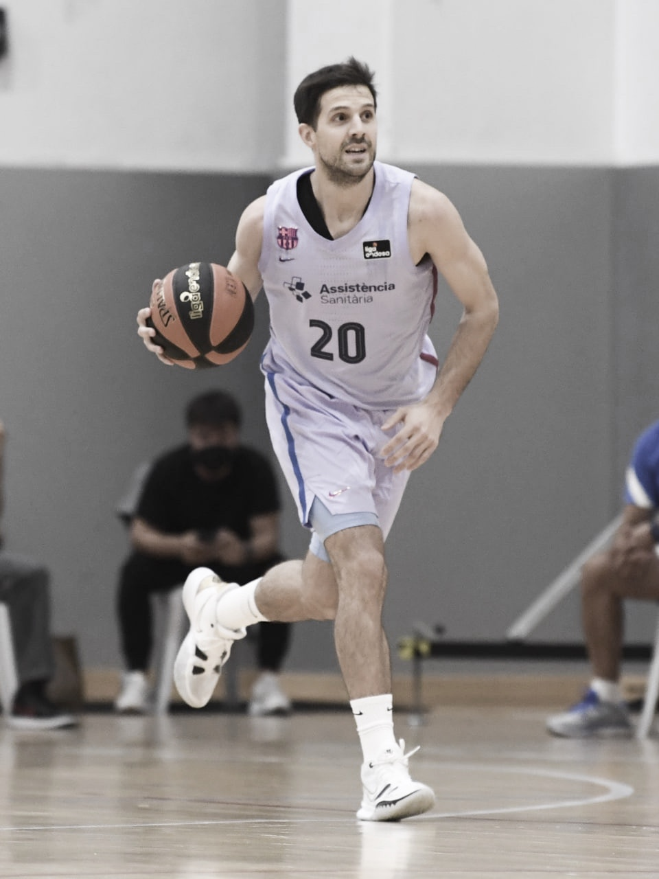 El Barça Basket vence al Limoges y firma la segunda victoria de la pretemporada (83-47)