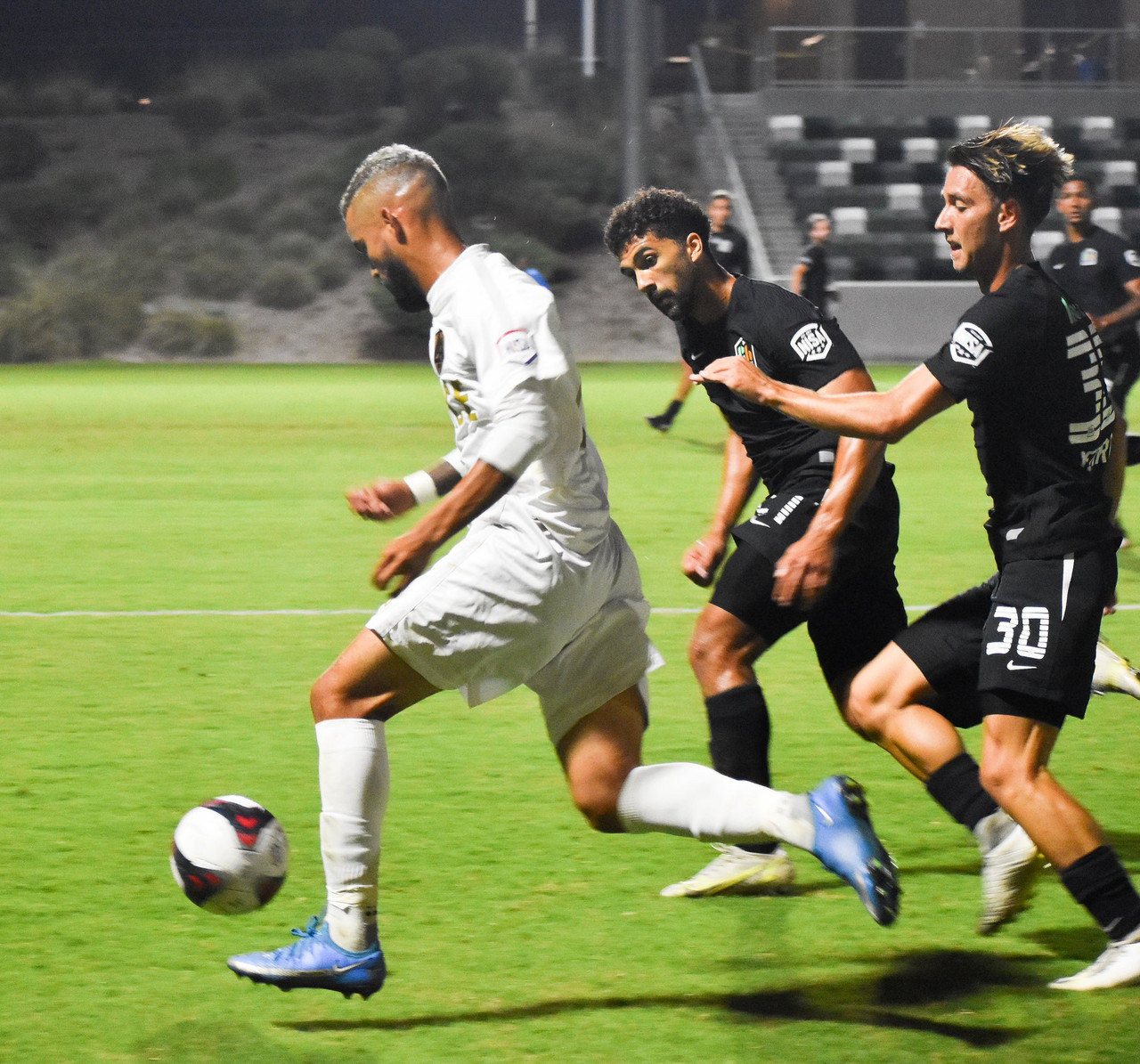 Los Angeles Force 1-0 Chicago House AC: LA wins an ugly one