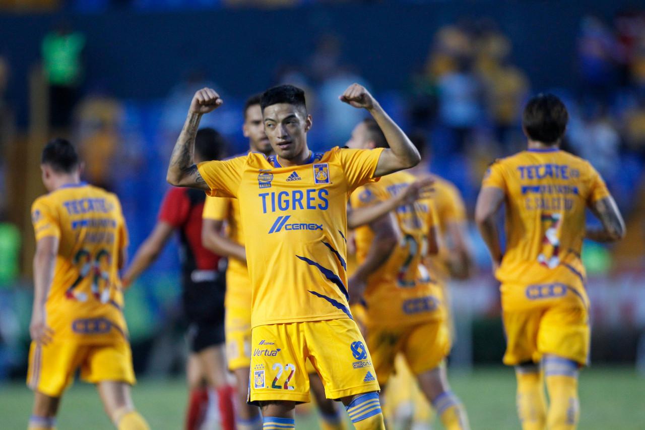 Tigres rescata el empate de último minuto