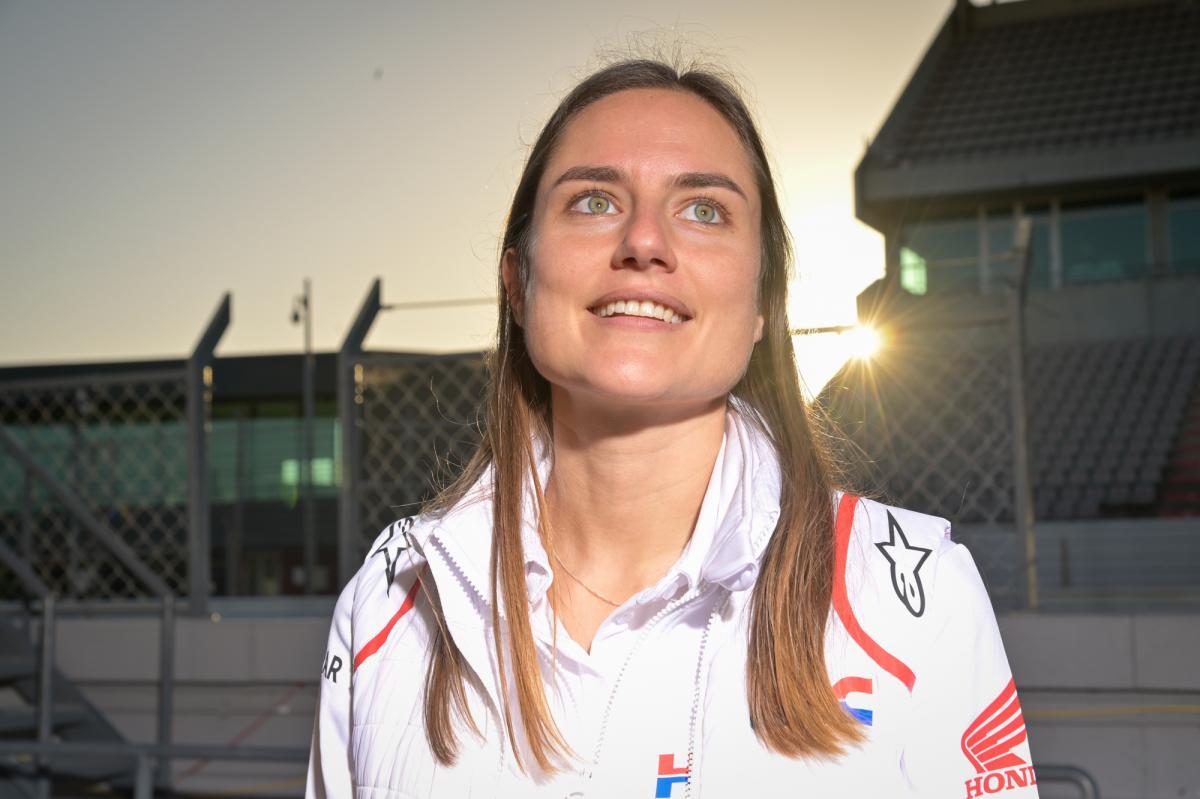 "Eva Wiggelendam: ""Me gustaría ver a más mujeres en boxes"""