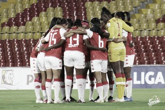 Las 'leonas' se refuerzan para la Copa Libertadores Femenina