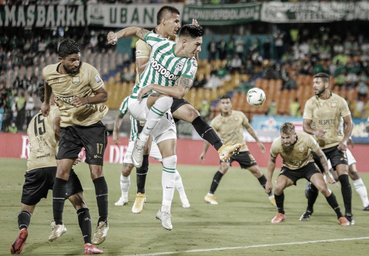 Puntuaciones en Nacional tras la victoria ante Águilas Doradas