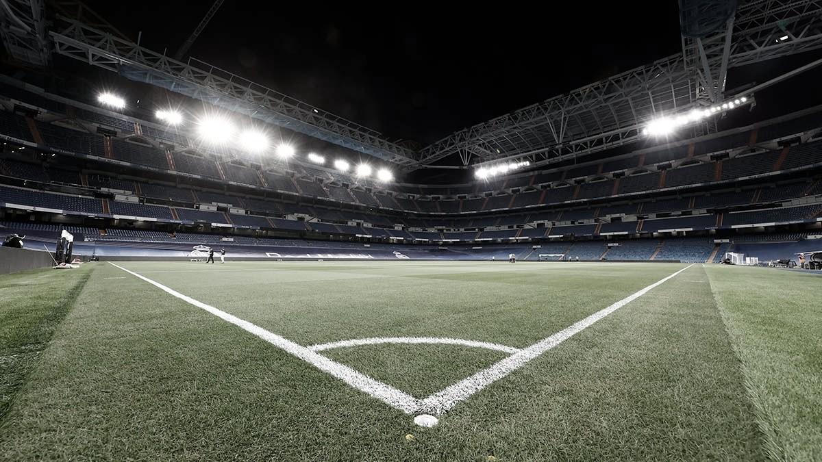 Un Bernabéu de récord