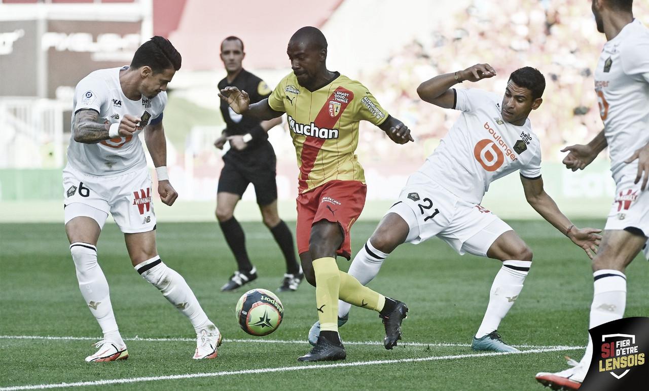 Lens supera Lille, vence Derby do Norte após 15 anos e mentém invencibilidade na Ligue 1